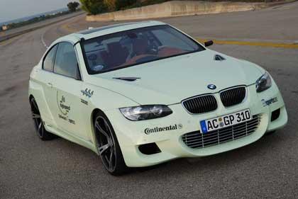 GP3.10 GAS POWERED: 300 км/ч на газе