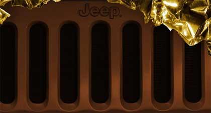 Самый сладкий Jeep в мире