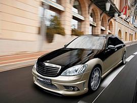 Разработан пакет для Mercedes-Benz S-Class