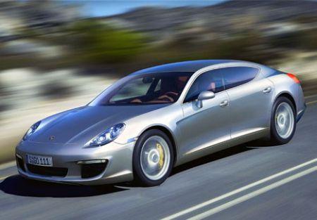 Новости о Porsche Panamera