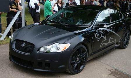 Компания Jaguar представила свой новый седан XF-R