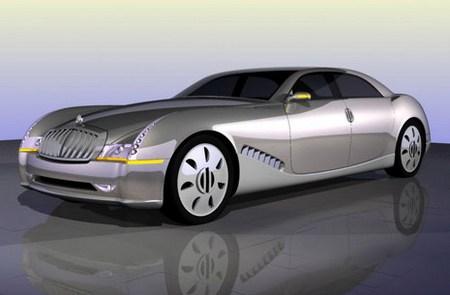 Кузовные панели самого дорогого автомобиля в мире изготовят из вулканической породы