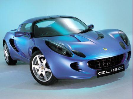 Компания Fiat создаст родстер на базе Lotus Elise