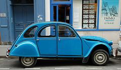 Синие автомобили станут самыми популярными