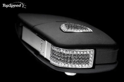 Ключи от Lamborghini и брелоки от Bentley можно купить по цене люксовой иномарки