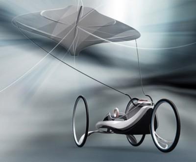 Ветромобиль – альтернативный способ передвижения по суше