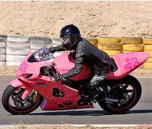 Suzuki GSX-R К4 теперь в розовом цвете