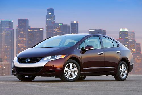 Опубликован список претендентов на титул «Зеленый автомобиль года – 2009»