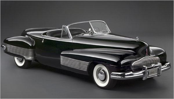 Концептуальные автомобили 50-х годов от General Motors