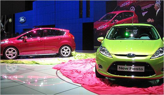 Ford Fiesta стала самой продаваемой в Европе