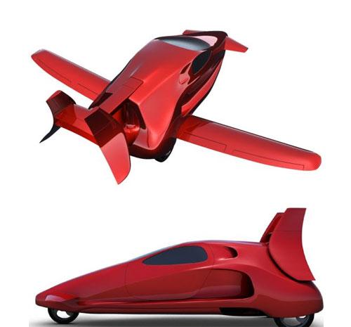 Switchblade: летающий мотоцикл