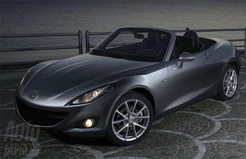 У Mazda MX-5 появится «младший брат»