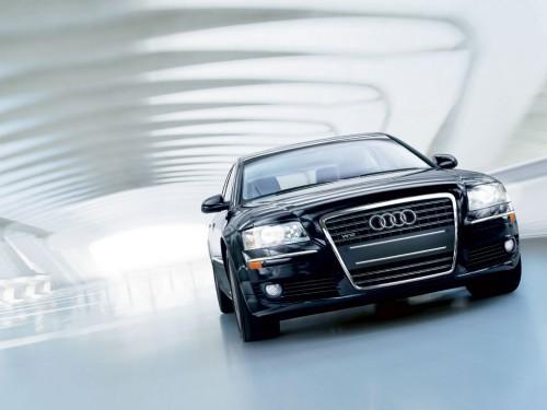 Презентации нового Audi A8 на моторшоу не состоится