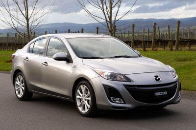 Какой предстанет Mazda3 в 2010-м году?