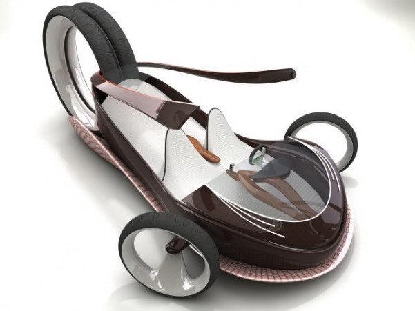 «Автотуфелька» для дорог будущего