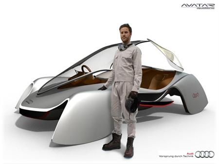 Audi Avatar: вперед в 2032 год