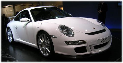 DSF Motor: испытание для Porsche GT3