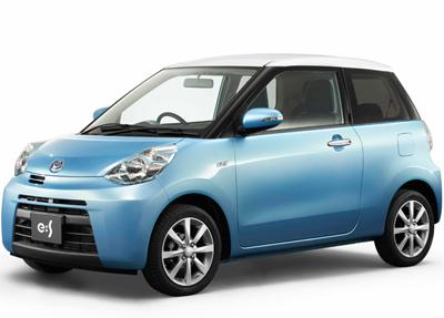 Daihatsu готовит на Токийский автосалон три новых концепта