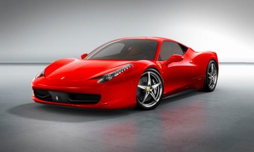 Кабриолет Ferrari Italia выйдет не раньше 2012 года