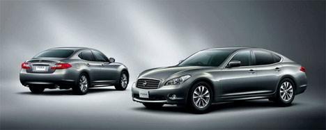Nissan готовит релиз нового седана Fuga