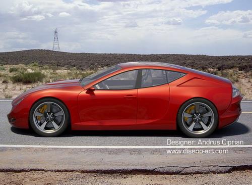 Румынский студент удивил инженеров Mazda новым концептом