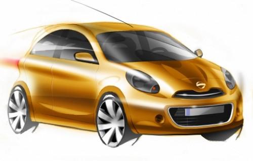 Новая Nissan Micra готова к серийному производству