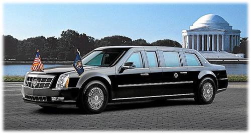 Журналисты подсчитали цену пребывания лимузина Обамы в Осло