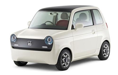 Honda готовит конкурента Tata Nano