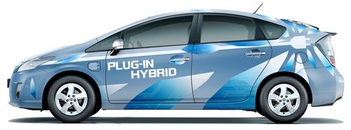 Prius Рlug-in не за горами