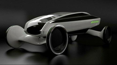Гоночный концепт от Audi