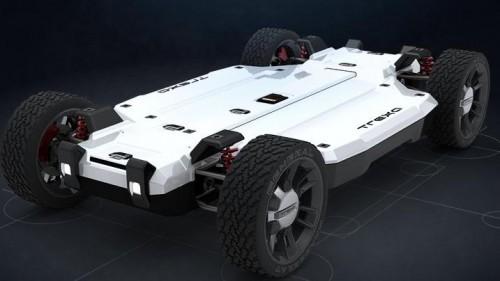 Компания Trexa поможет всем желающим построить собственный электромобиль