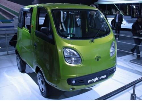 Tata выпустила новый трехколесный байк