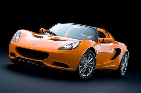 Lotus выпускает обновленный Elise