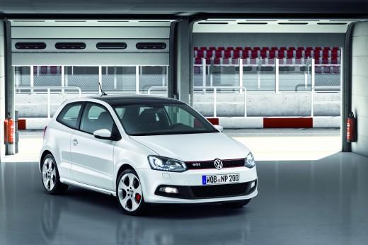 Volkswagen показал «заряженный» хэтчбек Polo