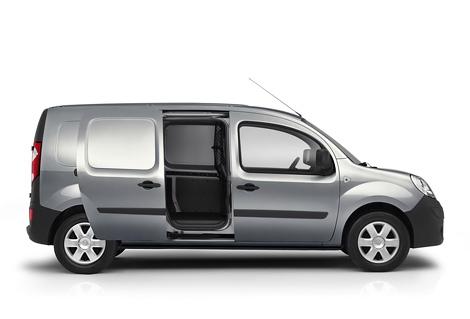 Представлен новый «супер-длинный» фургончик от Renault