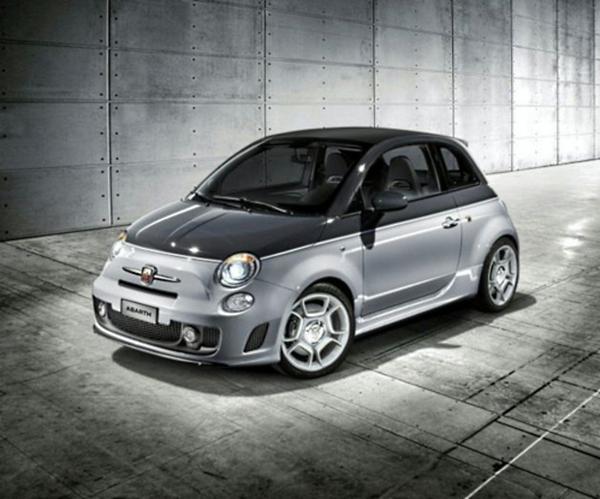 Новое от Abarth: Punto Evo и 500С