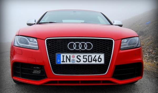 Долгожданная премьера Audi A5-RS5