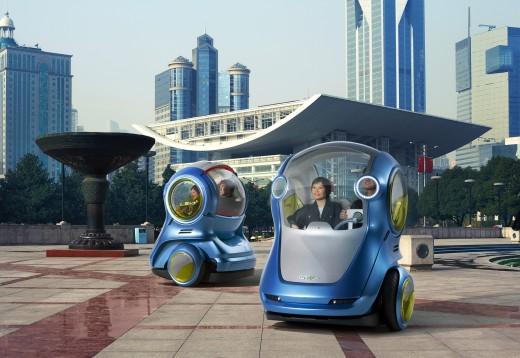 General Motors продемонстрировал прототипы автомобилей будущего