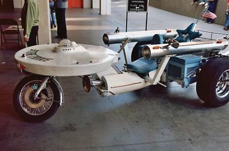 5 самых оригинальных мотоциклов