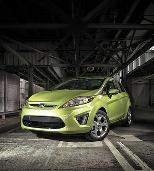 Новая Ford Fiesta вырвалась в лидеры по экономичности