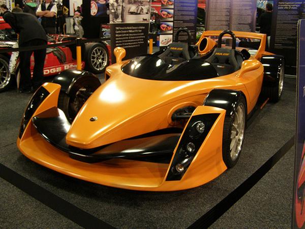 Hulme Supercars начал приём заказов на модель CanAm