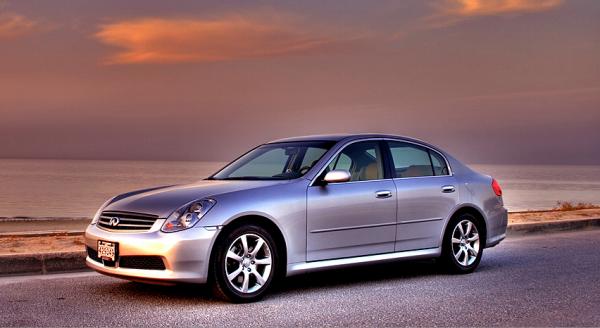 Планируется выпуск купе и кабриолета Infiniti M