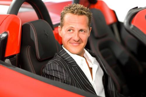 Михаэль Шумахер выставил на продажу свой эксклюзивный Bugatti