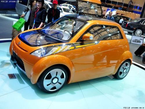 Geely выпустила конкурента Tata Nano