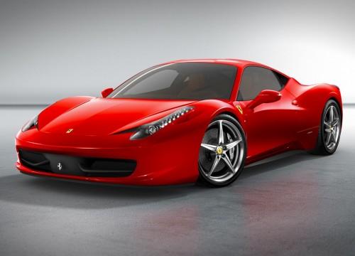 Ferrari выпустит гоночную версию суперкара 458 Italia
