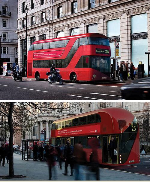 На улицах Лондона появится обновленный автобус Routemaster