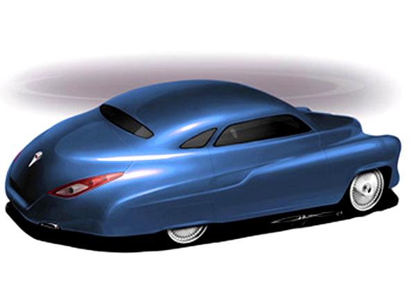 Российские дизайнеры используют Porcshe Cayenne для строительства ретро-купе