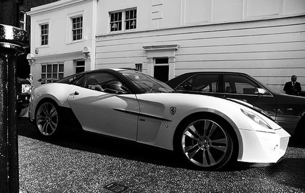 599 GTB Fiorano – камерная роскошь для поклонников Ferrari