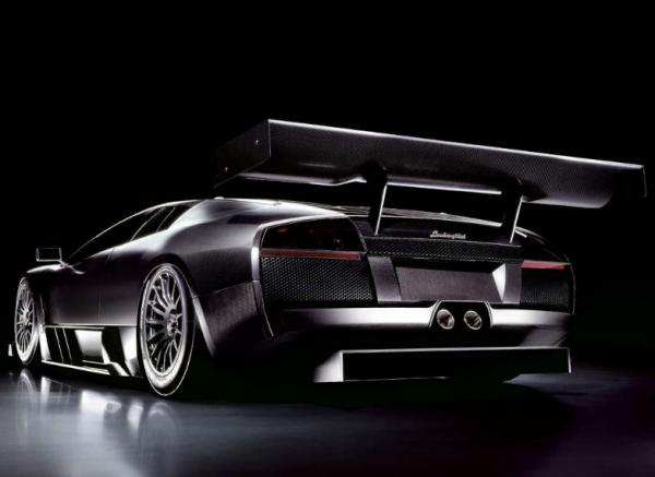 Lamborghini Murcielago: меньше, легче, быстрее