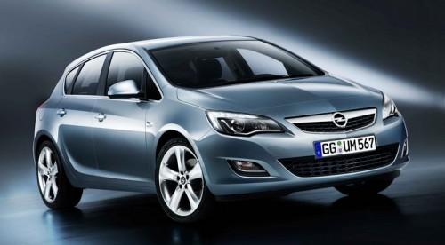 29 июня начнется сборка Opel Astra нового поколения
